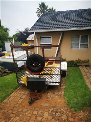 1.5m x 3m trailer for sale