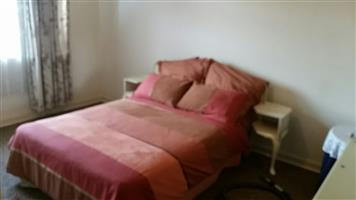 "Furnished Room to Rent for ""Single"" person."