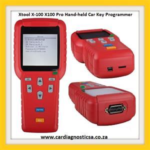 Auto key programmer: Xtool X-100 pro handheld