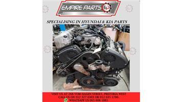 HY031 TUCSON 2.7 V6 G6BA - ENGINE