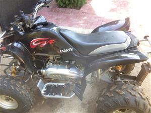 2012 Krusty 200cc