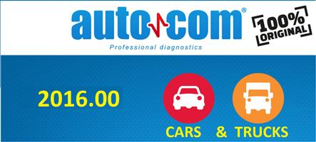 Autocom 2016 for Cars & Trucks
