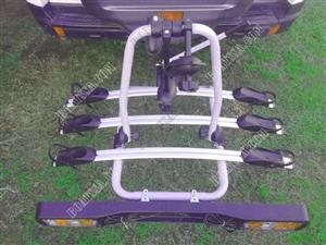 BICYCLE RACK 3 CARRIER TOW BALL MTG ON SPECIAL!!