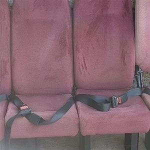 Mercedes Benz sprint rear seats in excellent condition