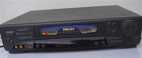 Philips - Video Machine - Turbo Drive - in excellent condition