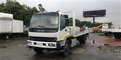 2007 Isuzu FVZ 900 truck for sale