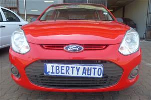 2014 Ford Figo hatch 1.5 Ambiente