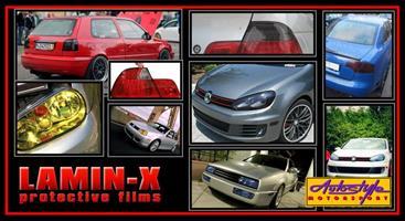 Lamin-X Tint Protective Film