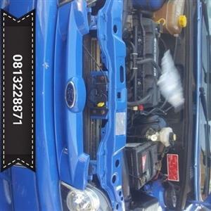2004 Ford Bantam 1.6i