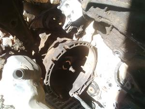 BMW 316i/318 gearbox