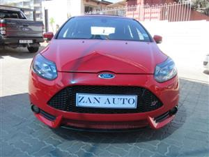 2013 Ford Focus 2.0 5 door Si
