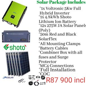 Solar Package