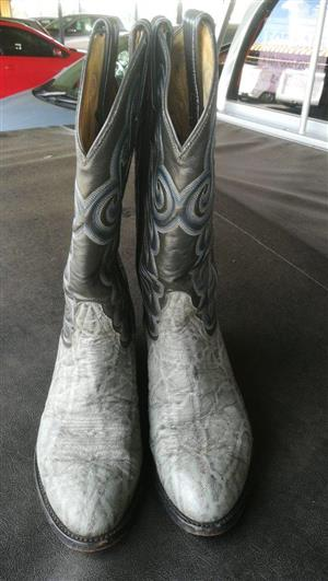 Tony Lama boots from Texas