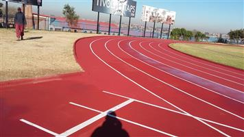 Athletic Track Construction ,
