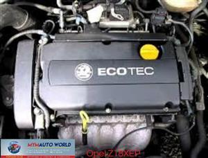 OPEL Z18XEP, OPEL ASTRA/ZAFIRA/VECTRA H 1.8L ECOTEC