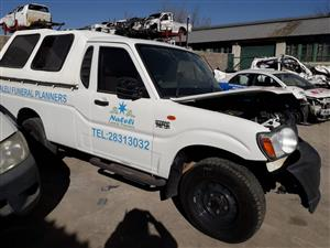 Mahindra Scorpio 2.5 NEF - Stripping for spares