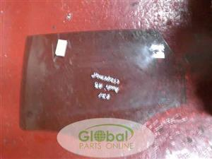 AUDI A3 LEFT REAR DOOR GLASS – USED (GLOBAL)