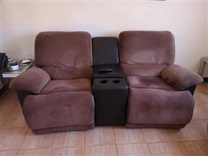Comfortable Recliner 5 seater