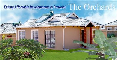 2 Bedroom houses at Orchards ext 51