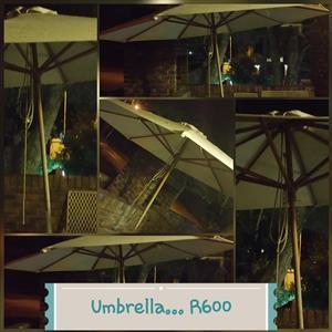 Patio umbrella for sale