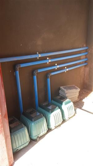 Save water with Jojo tanks