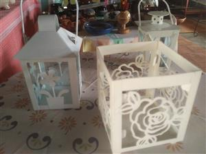 Lanterns and Candle holders @SPCA charity shops PMB