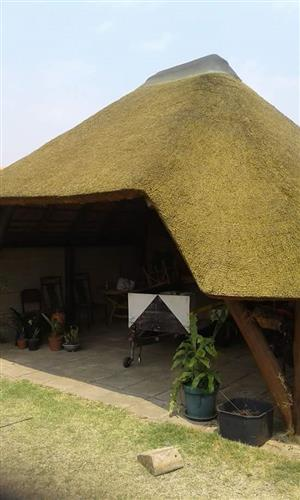 Fire Protection of Thatches