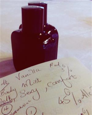 Natural Perfume Making Workshop