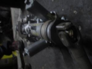 mercedes benz w211 steering coloum for sale