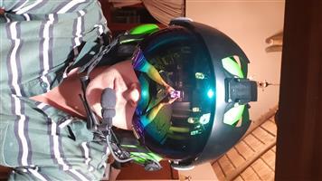 Helicopter helmet Evo