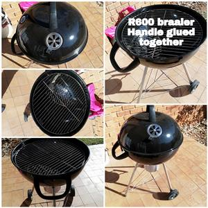 Weber braaier for sale