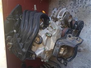Nissan Almera HR15 engine for sale.