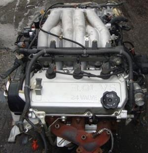 Complete Second hand used CHRYSLER 2.0L ENGINE