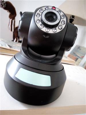 P2P H.264 Digital Network Camera