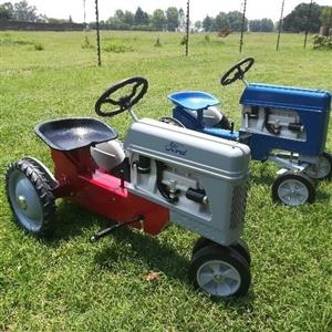 Ford pedal tractor