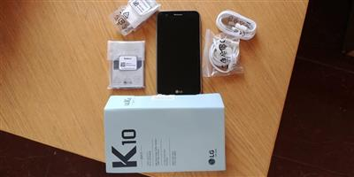 LG K10 16gb Titan colour Brand new