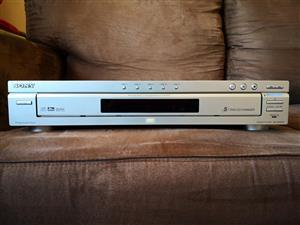 Rare Sony 5 Disc Dvd Player