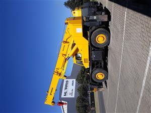 Used Tadano TR 250 -5 - 25 ton rough terrain crane. Make an offer
