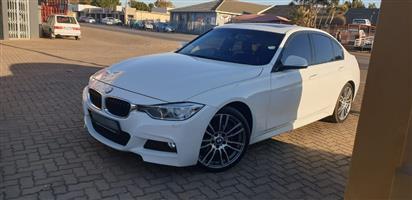 2012 BMW 3 Series 335i M Sport