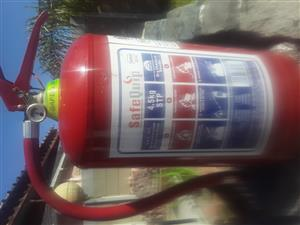 4.5kg STP DCP Fire Extinguisher