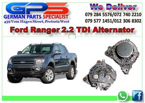FORD RANGER 2.2 TDI ALTERNATOR FOR SALE