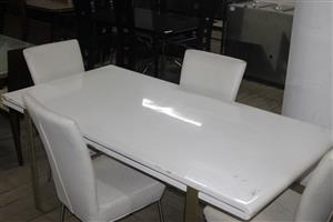 5 piece dining room set S036859I #Rosettenvillepawnshop
