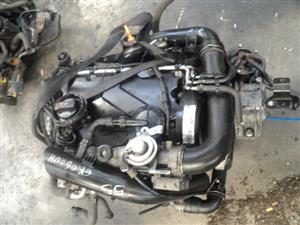 VW PASSAT 1.9TDI ENGINE (BXE) FOR SALE