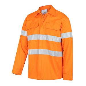 Reflective Shirts Fluorescent Safety