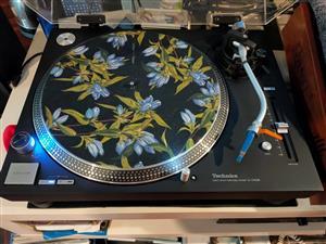 Technics Sl-1210gr Audiophile & DJ Direct Drive Turntable Record Player Sl-1210.