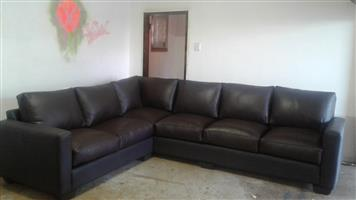 Corner Couch with Sleeper Unit