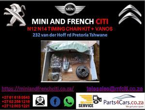 mini cooper n12 n14 timing chain kit for sale