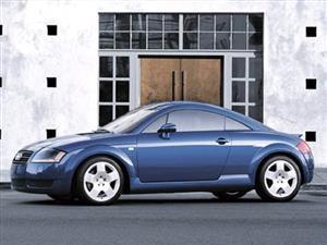 2003 Audi TT 1.8T quattro coupé