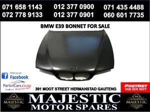 Bmw E39 bonnet for sale