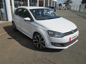 2012 VW Polo 1.6 Comfortline tiptronic